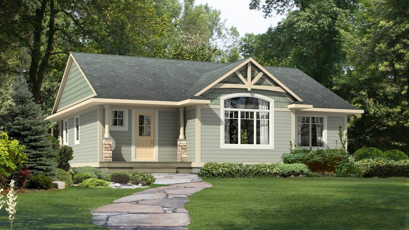 Beaver homes and cottages willowcroft for Beaver home designs