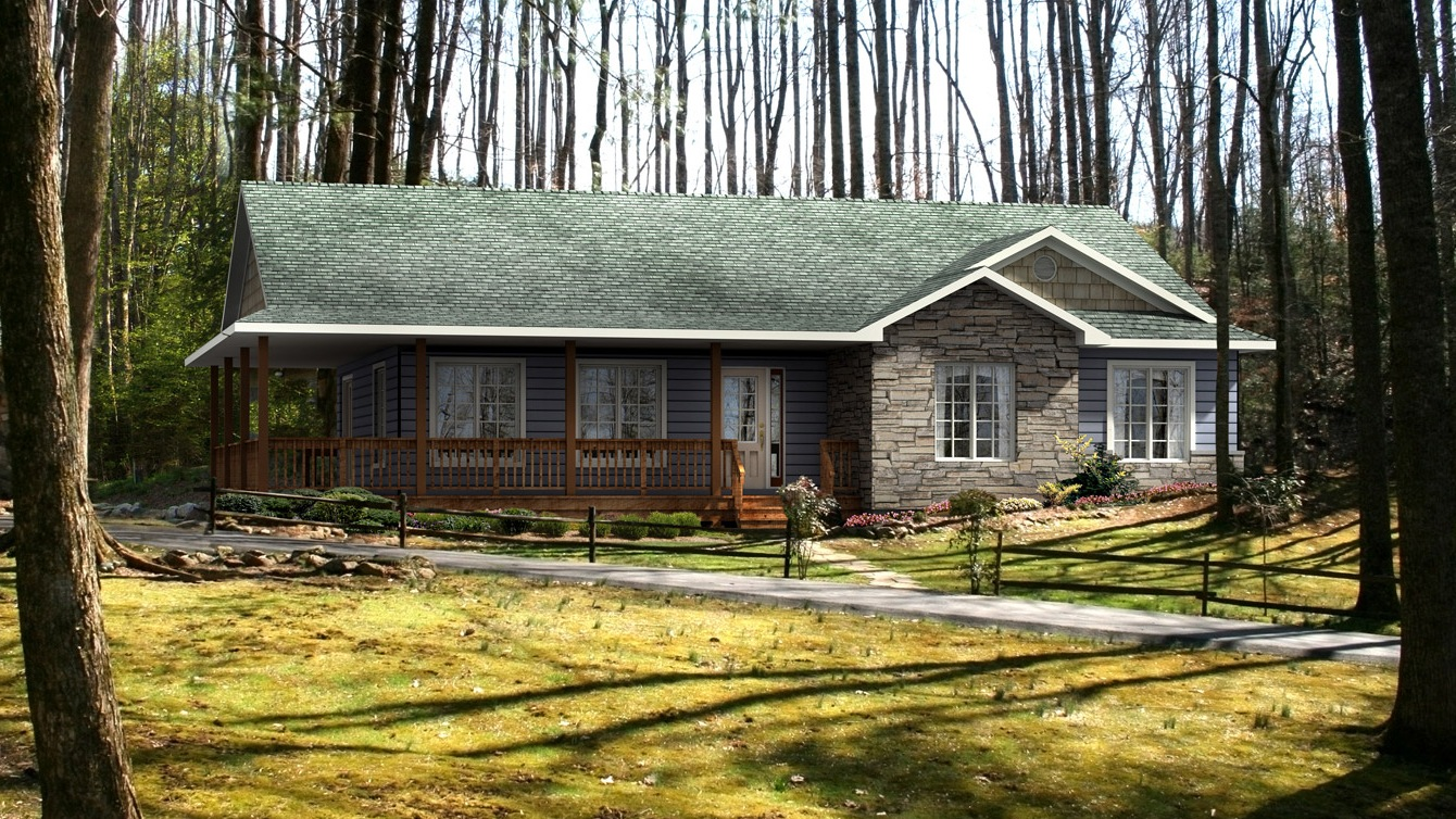 Beaver homes and cottages cortland for Home hardware cottage packages