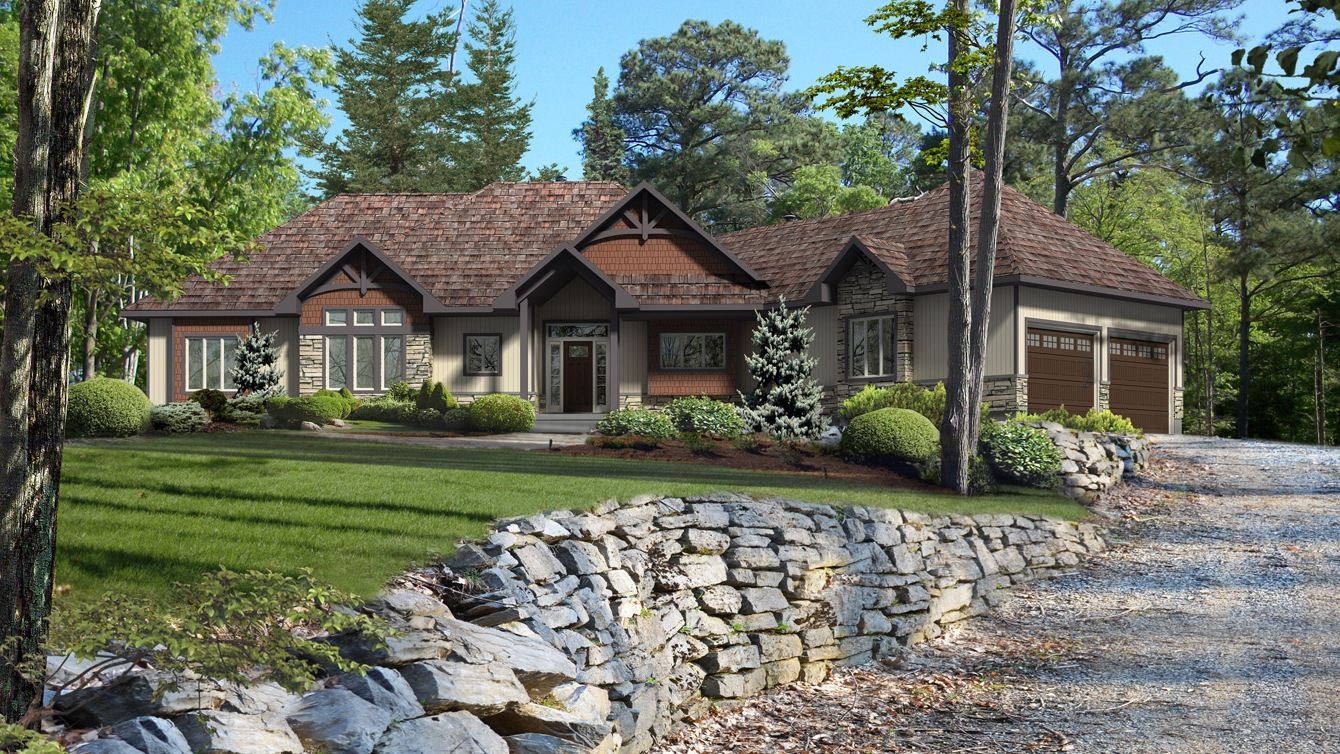 Beaver Homes And Cottages Glenbriar Ii