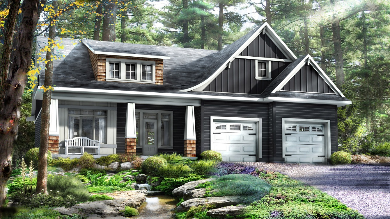 beaver homes and cottage plans house design plans ForHome And Style