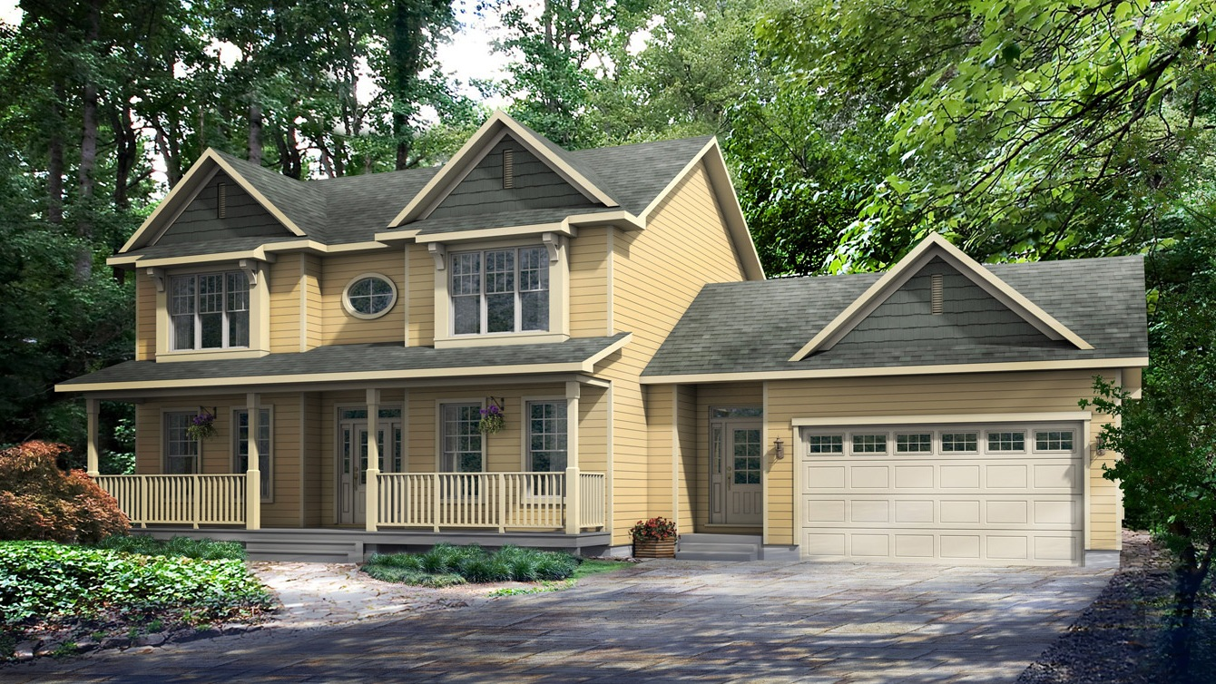 Beaver homes and cottages delacombe for Beaver home designs