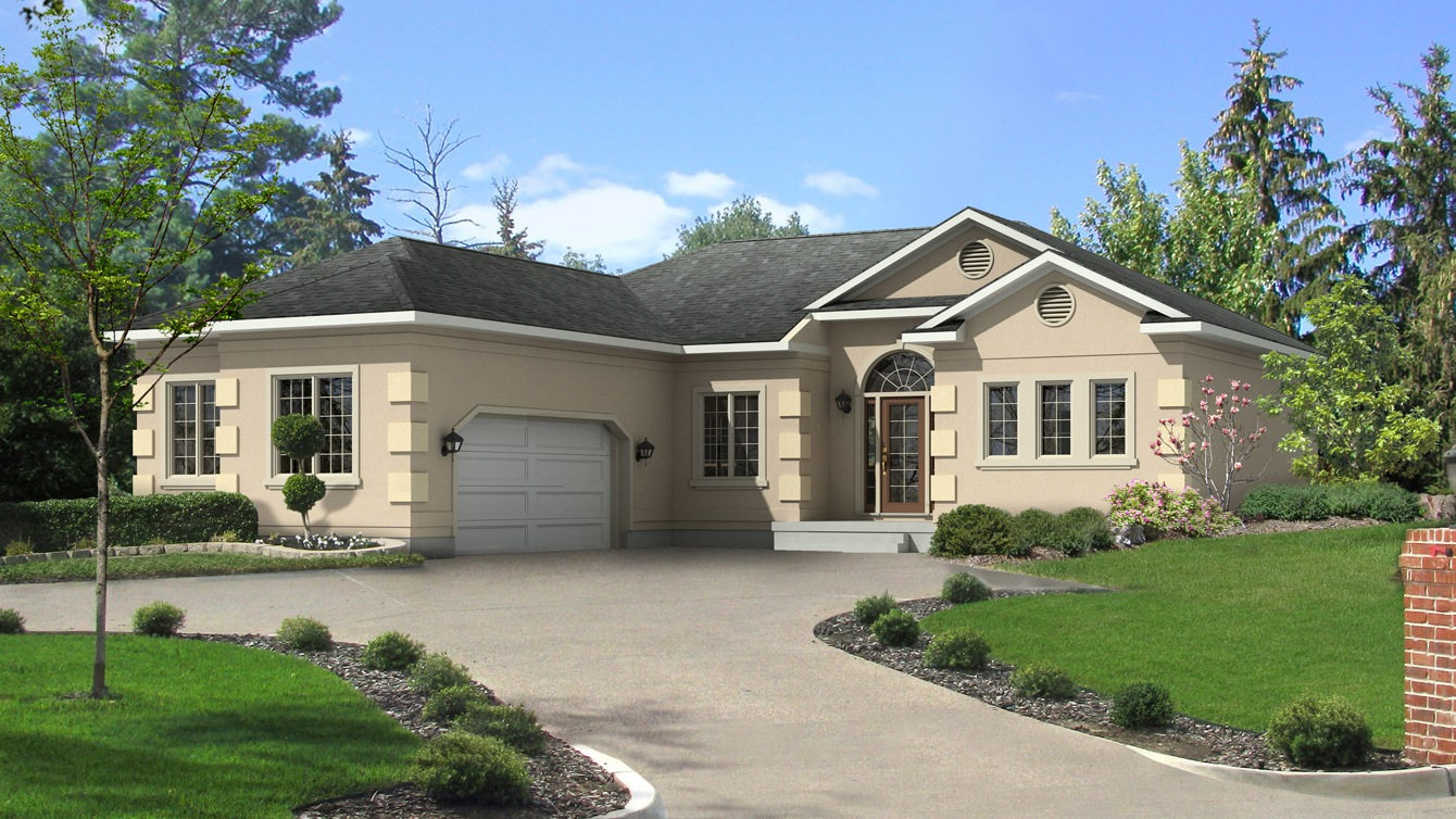 Beaver homes and cottages amberwood for Home hardware cottage packages