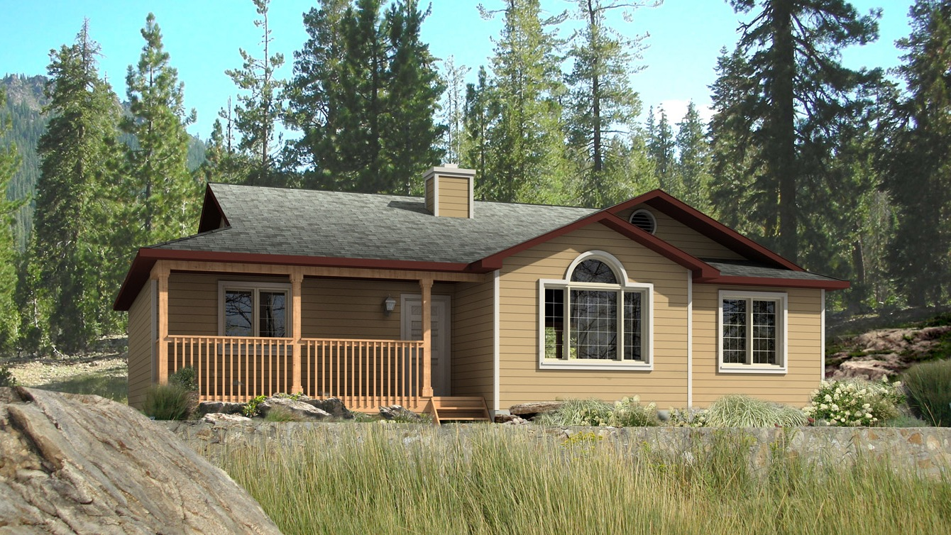 Beaver homes and cottages linwood for Home hardware cottage packages