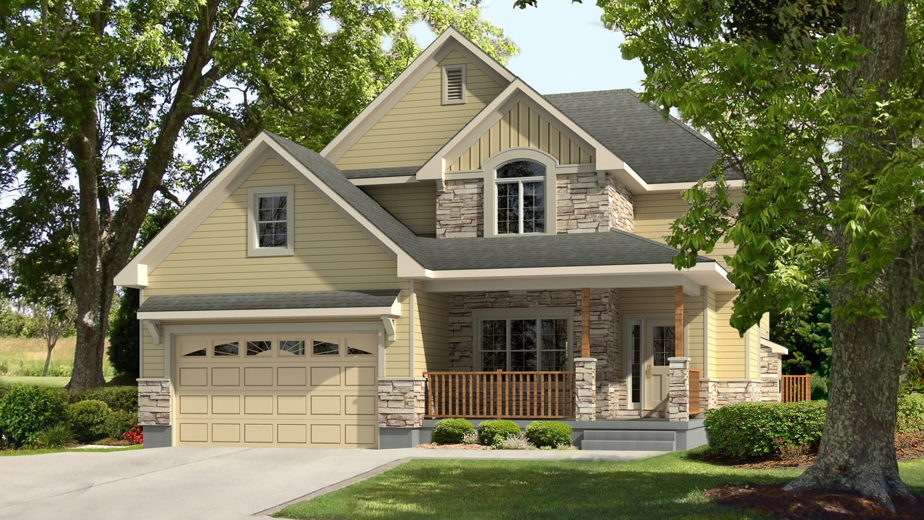 Beaver homes and cottages montague for Home hardware cottage packages