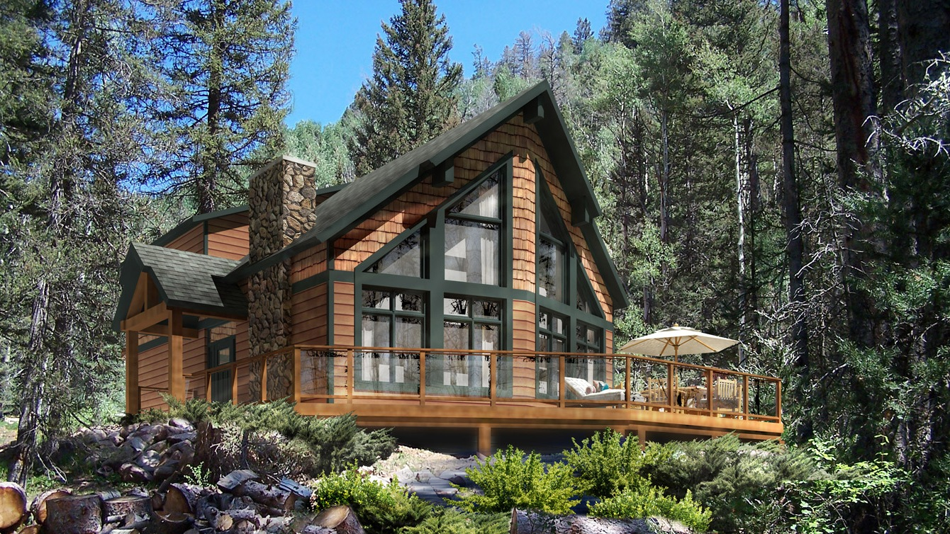 Beaver homes and cottages ashland for Home hardware cottage packages