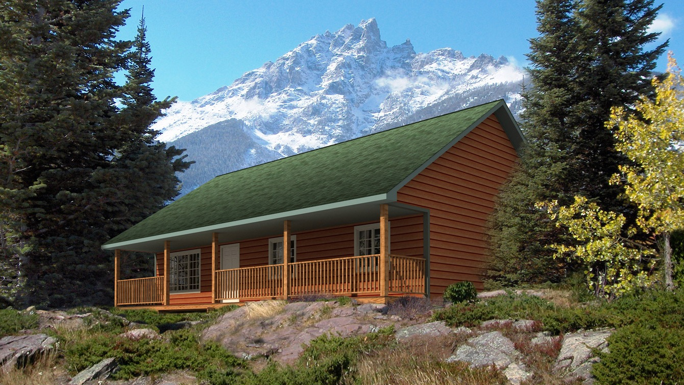Beaver homes and cottages fulmore for Home hardware cottage packages