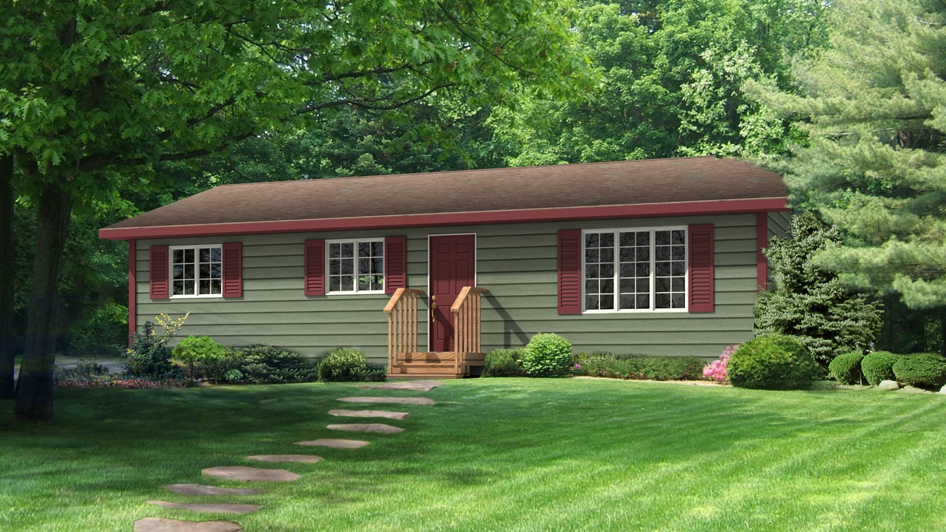 Beaver homes and cottages futura iii for Home hardware cottage packages